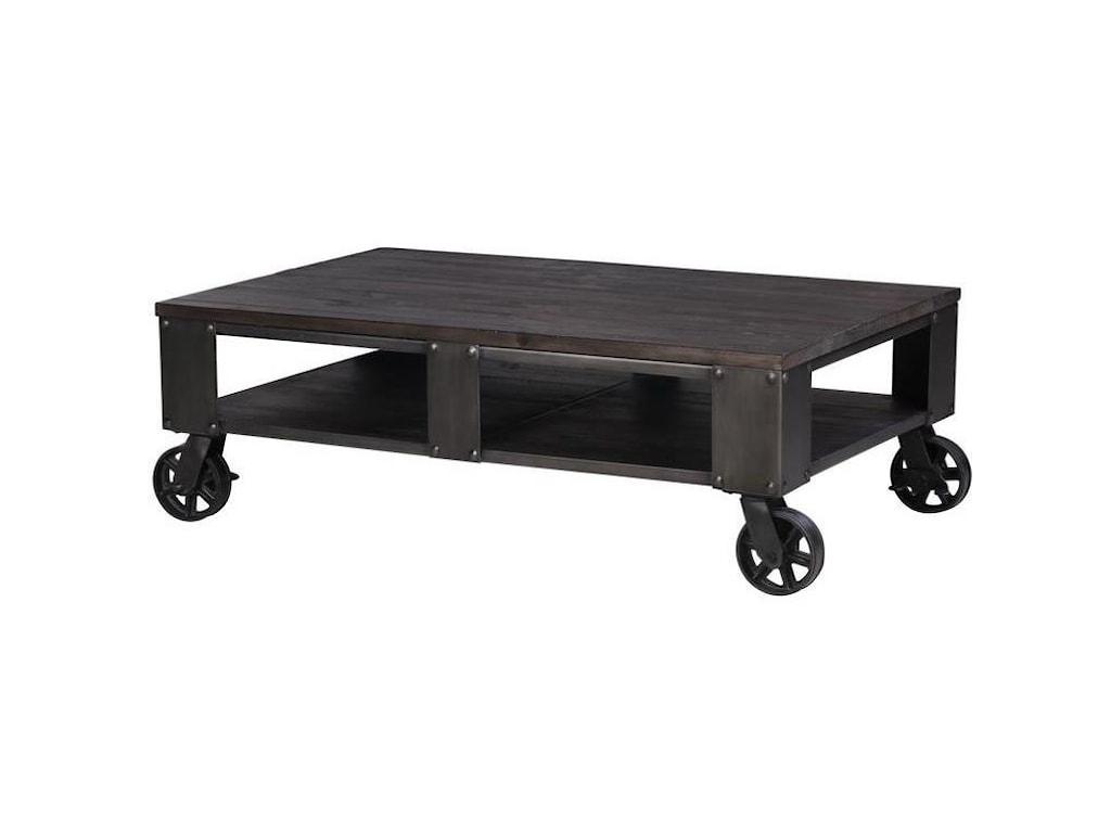 Magnussen Home MilfordRectangular Cocktail Table