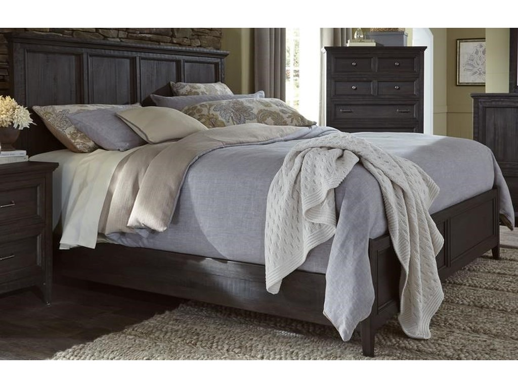 Morris Home Furnishings Silver LakeSilver Lake Queen Bed