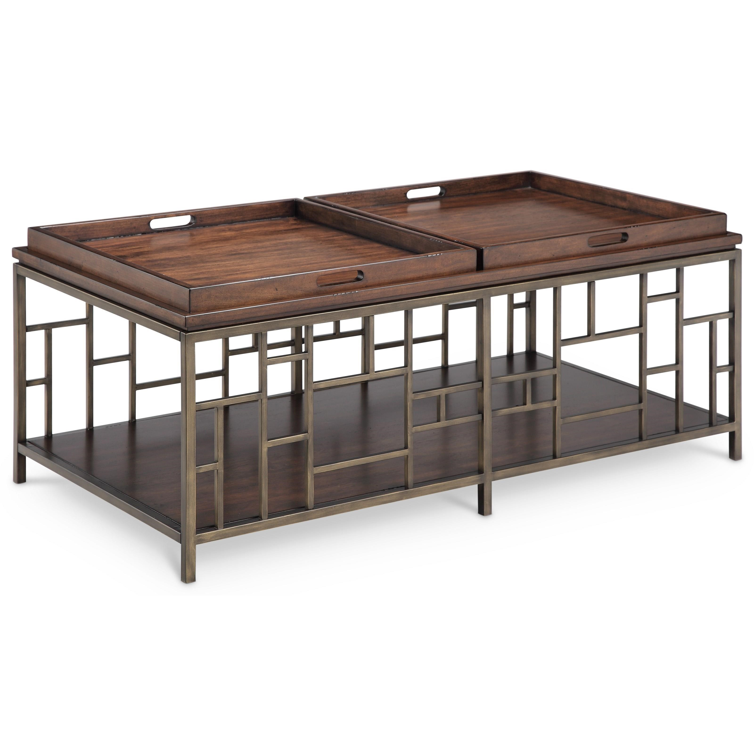 Magnussen Home MurdockCocktail Table ...
