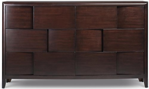 Magnussen Home Nova Dresser With 6 Drawers