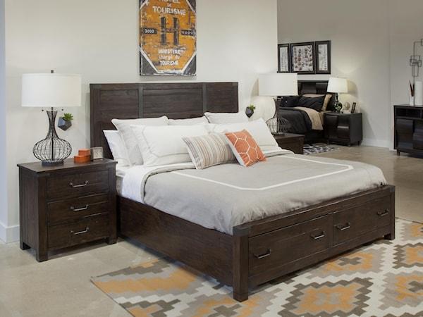 King Bedroom Group 3