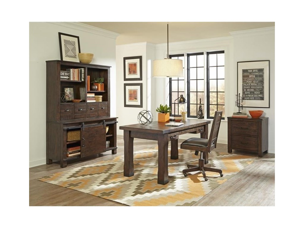 Magnussen Home Pine HillWriting Desk