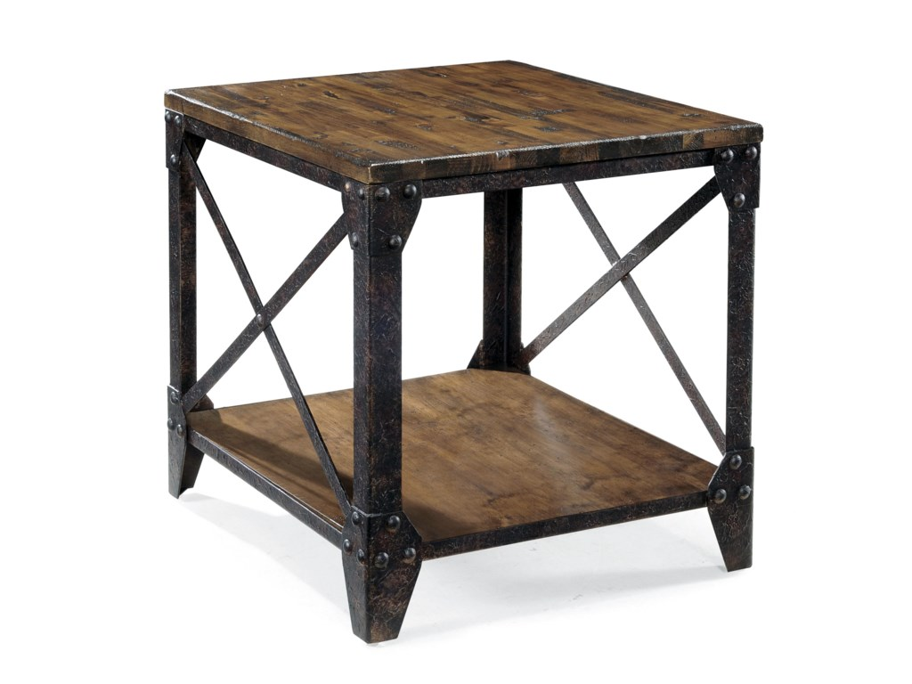 Magnussen Home PinebrookRectangular End Table