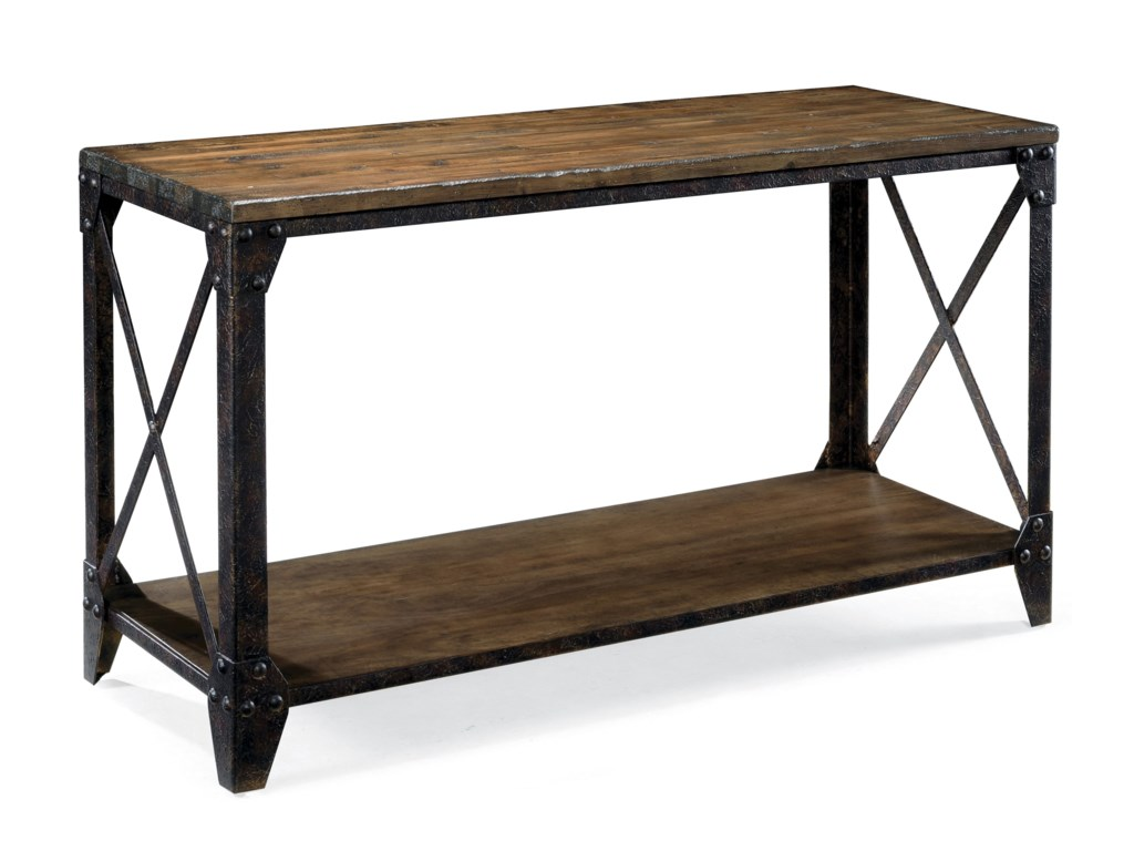 Magnussen Home PinebrookRectangular Sofa Table