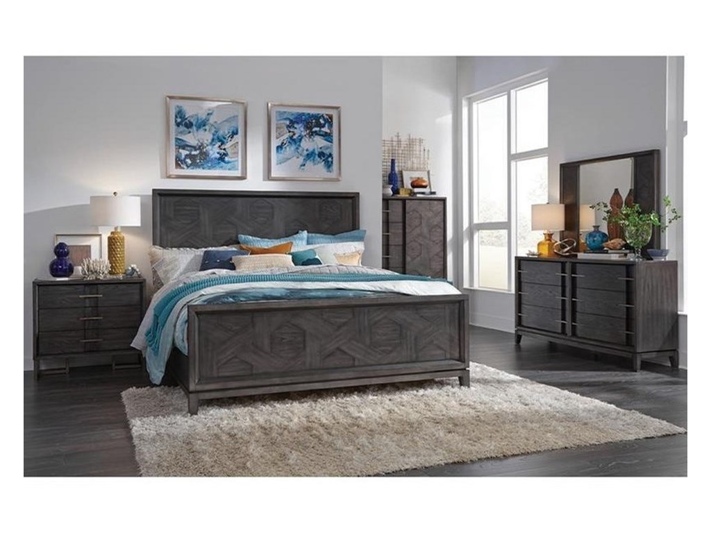 Magnussen Home Proximity Heights BedroomCalifornia King Bedroom Group