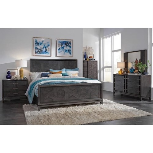 Magnussen Home Proximity Heights Bedroom California King Bedroom Group