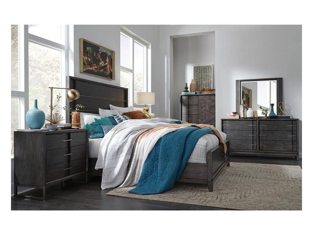 Magnussen Home Proximity Heights BedroomKing Bedroom Group