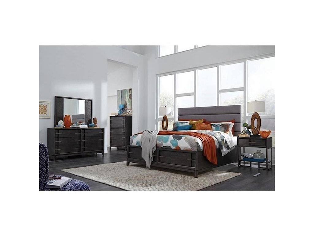 Magnussen Home Proximity Heights BedroomOpen Nightstand