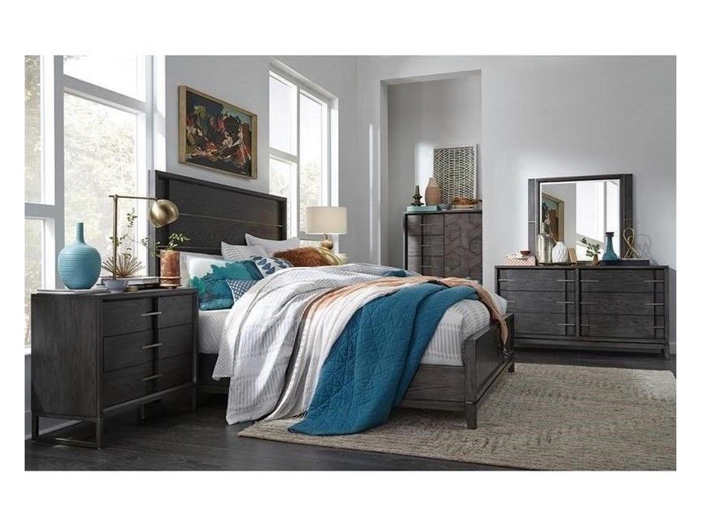 Magnussen Home Proximity Heights BedroomBachelor Chest