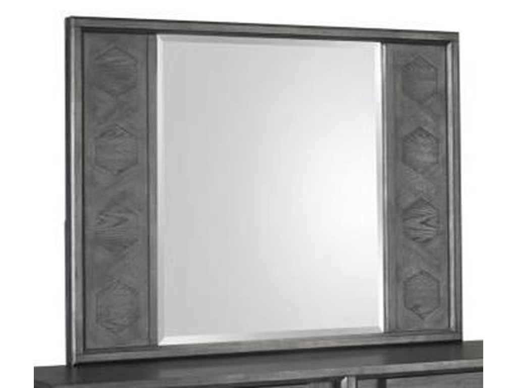 Magnussen Home Proximity Heights BedroomLandscape Mirror