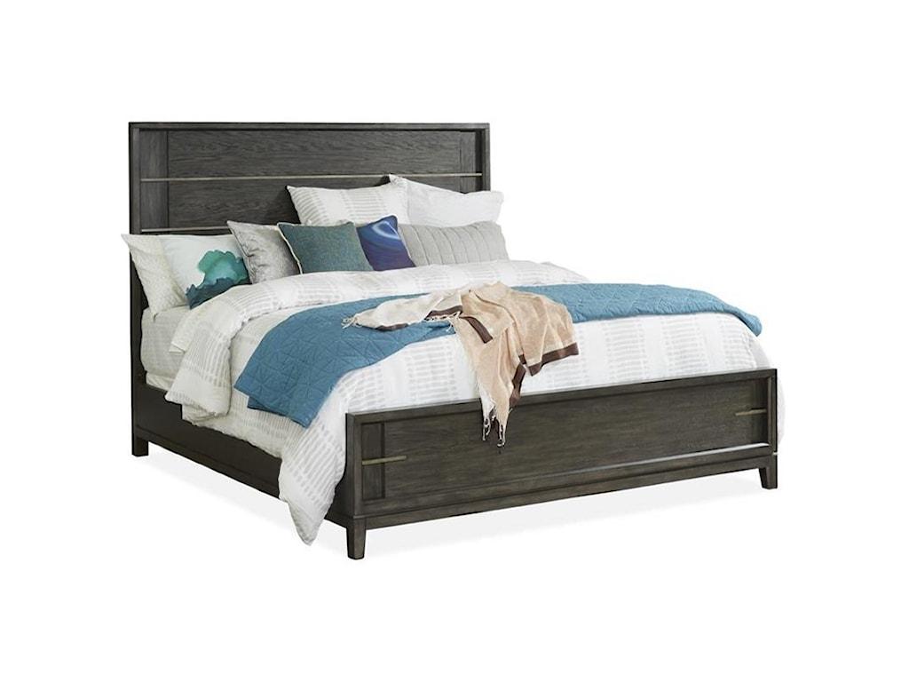 Belfort Select RidgewayQueen Panel Bed