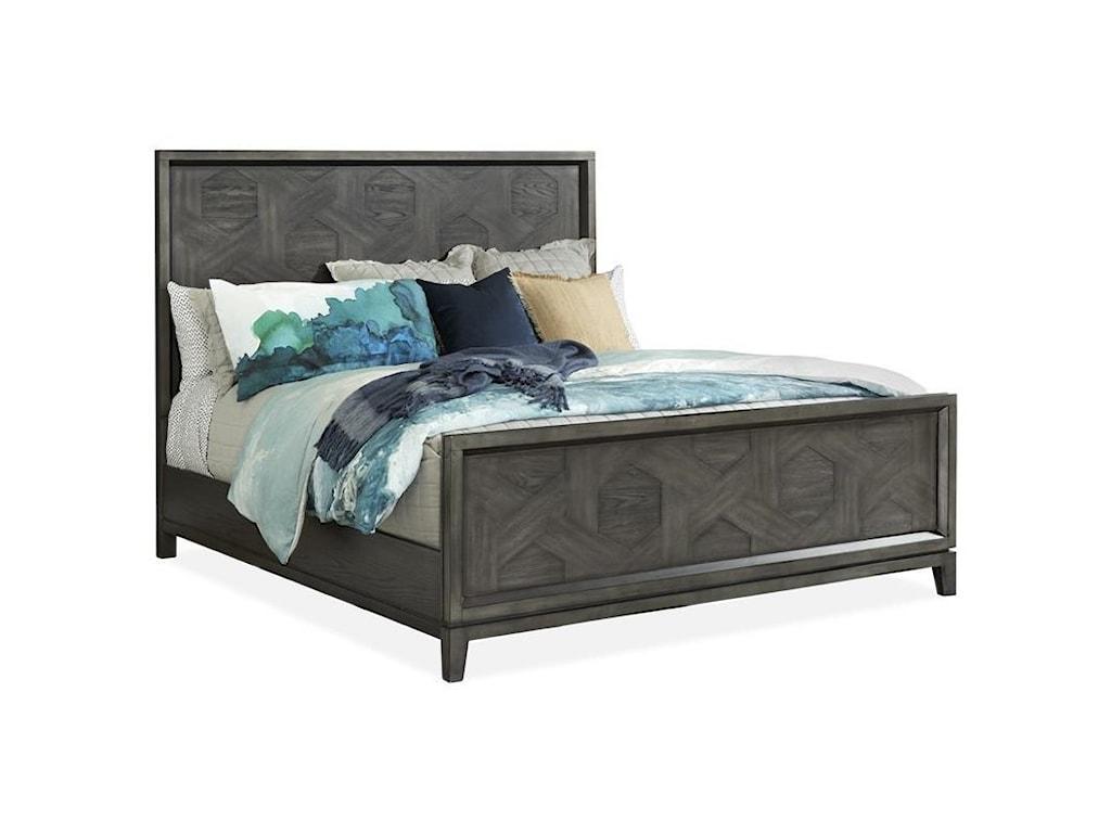 Magnussen Home Proximity Heights BedroomKing Bed