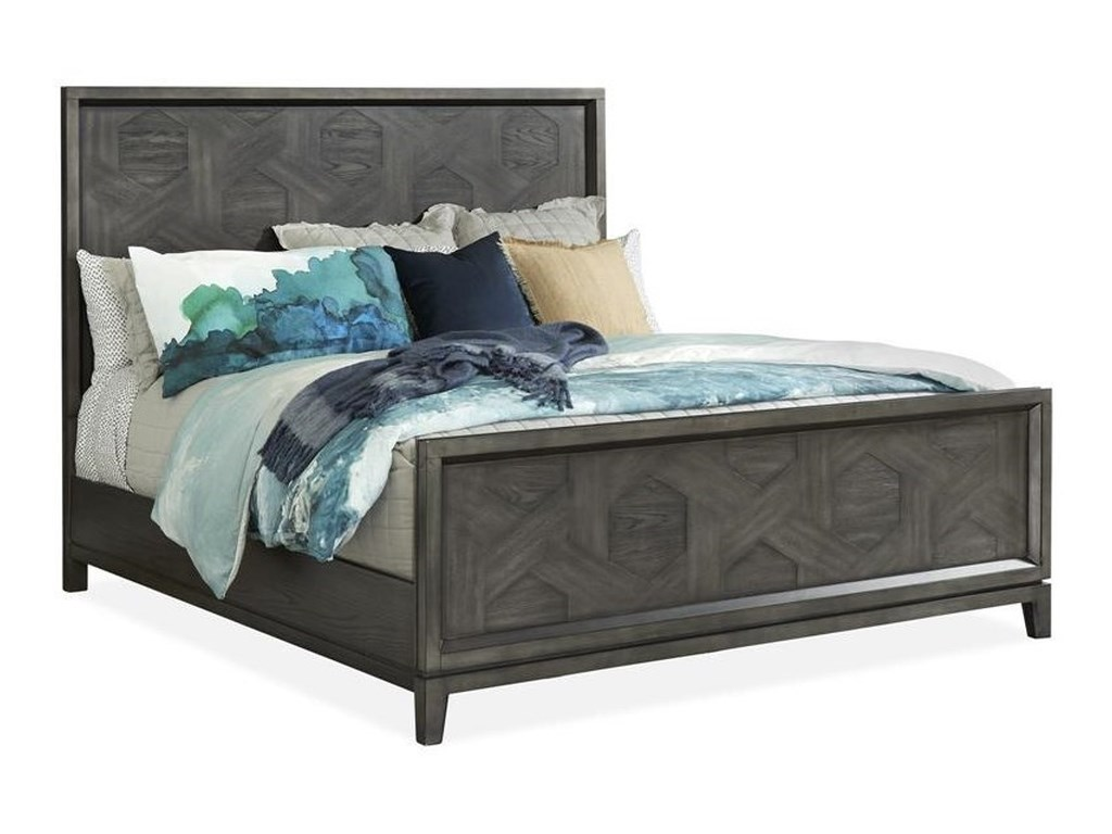 Magnussen Home Proximity Heights BedroomCalifornia King Bed