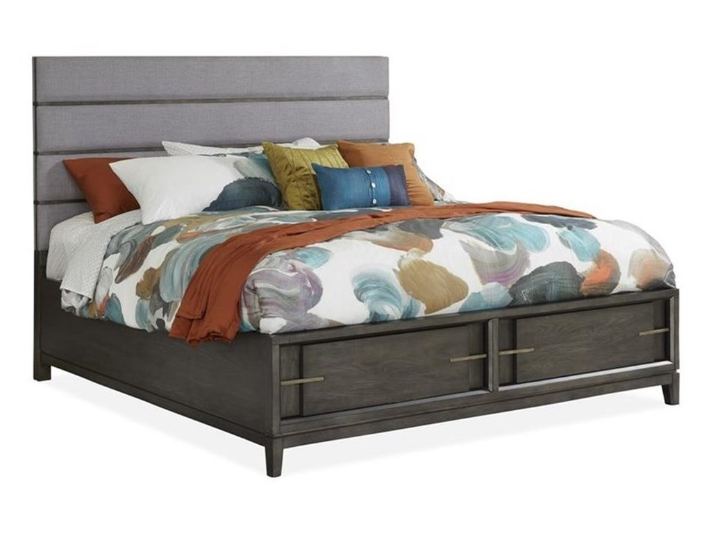 Magnussen Home Proximity Heights BedroomCalifornia King Storage Bed