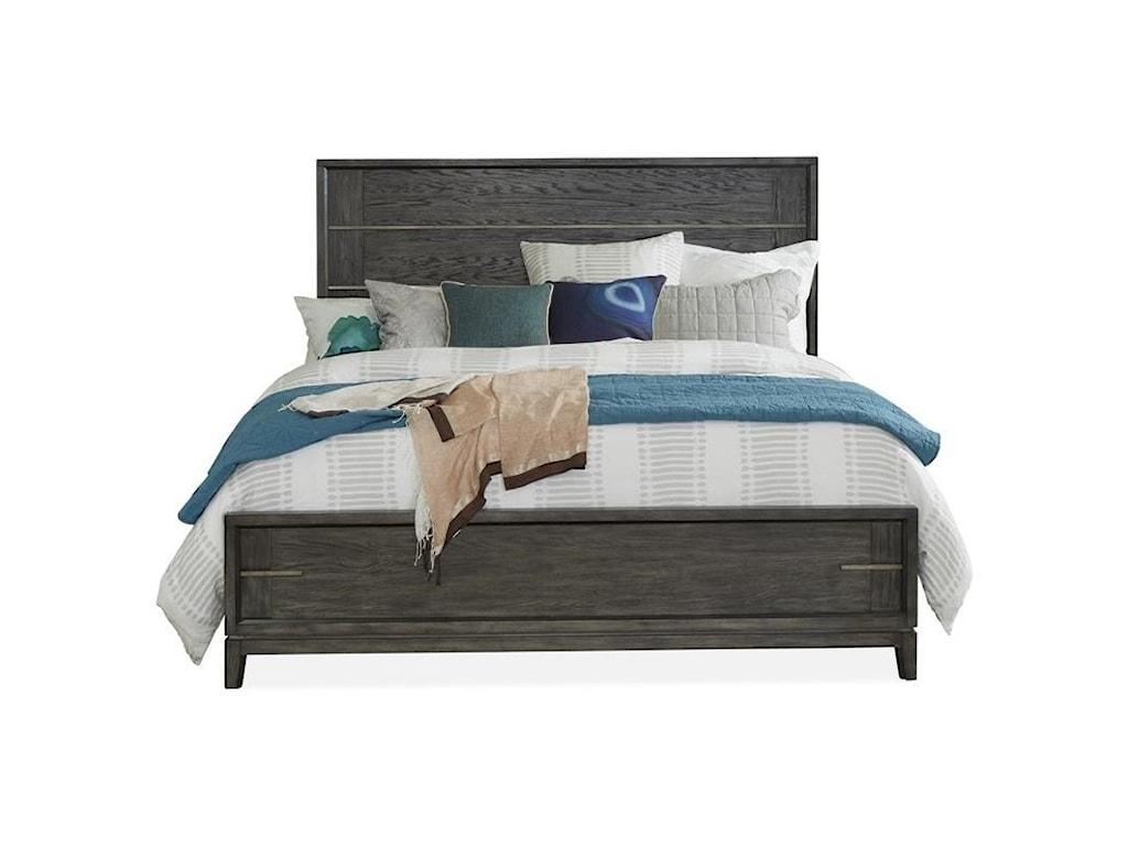Magnussen Home Proximity Heights BedroomCalifornia King Panel Bed