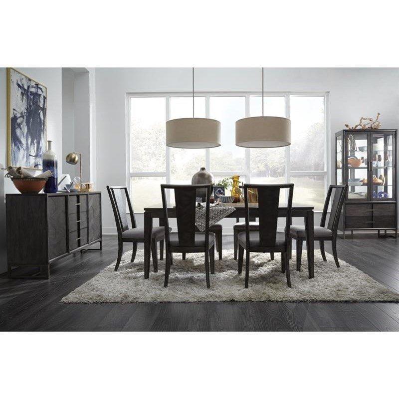 Magnussen Home Proximity Heights DiningCasual Dining Room Group ...