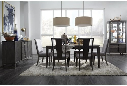 Magnussen Home Proximity Heights Dining Casual Room Group