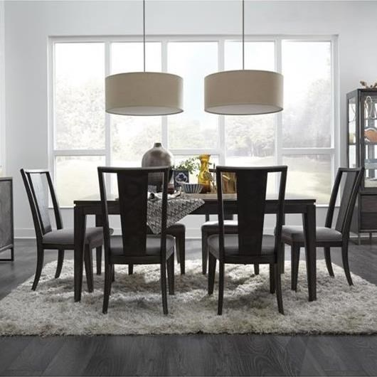 Magnussen Home Proximity Heights DiningDining Table Set ...
