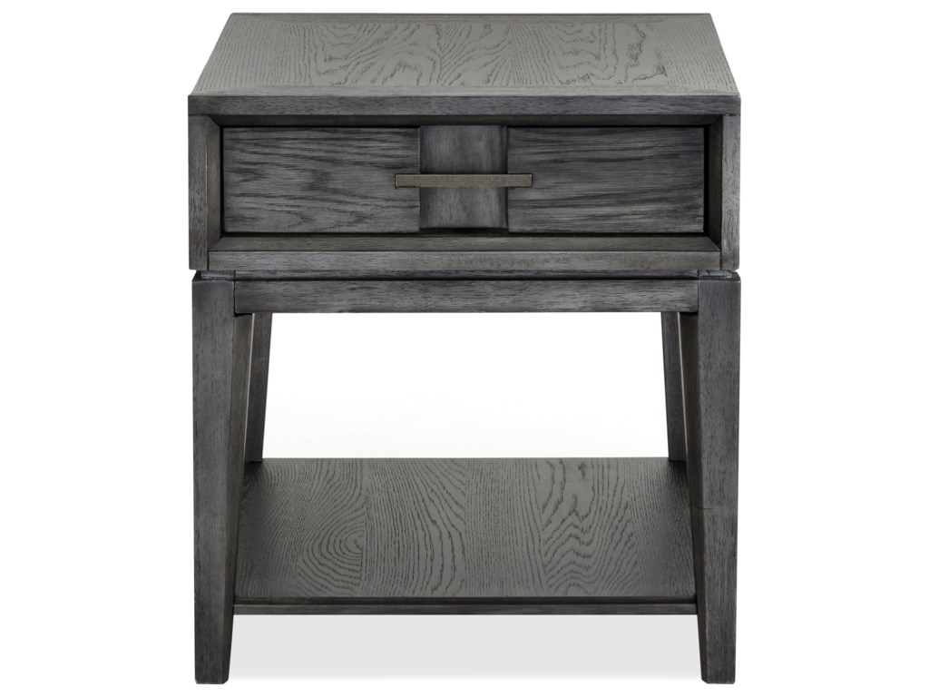 Magnussen Home Proximity HeightsRectangular End Table