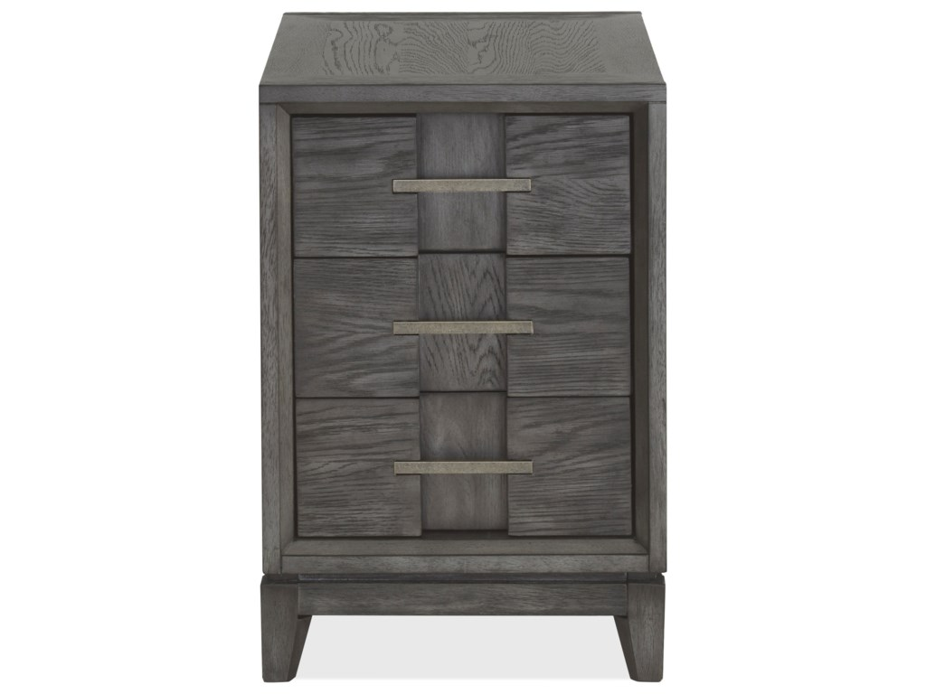 Magnussen Home Proximity HeightsChair Side End Table