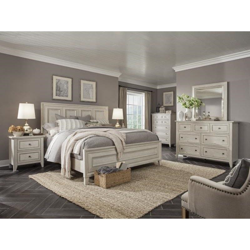 magnussen home raelynn king bedroom group   stoney creek furniture