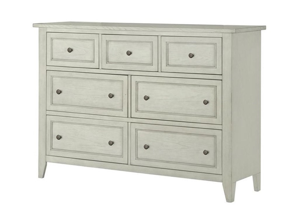 Magnussen Home Raelynn7 Drawer Dresser