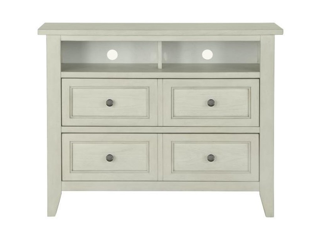 Magnussen Home Raelynn2 Drawer Media Chest