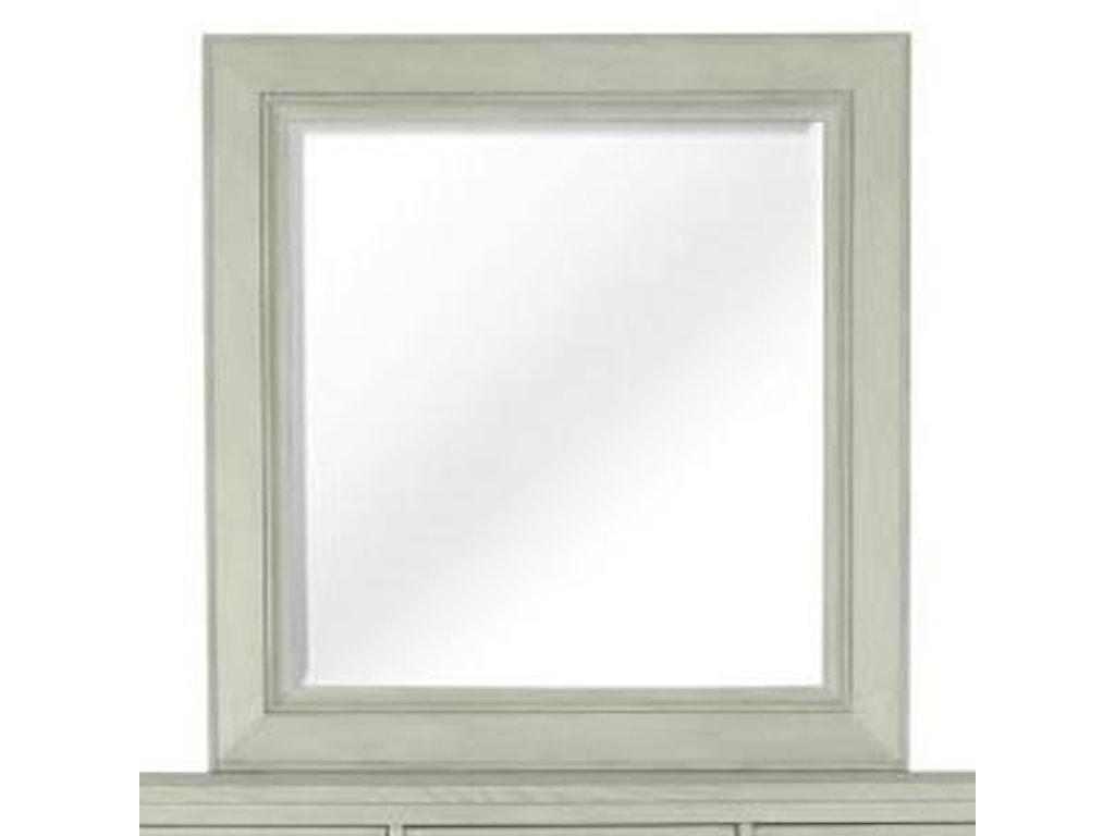 Magnussen Home RaelynnPortrait Concave Framed Mirror
