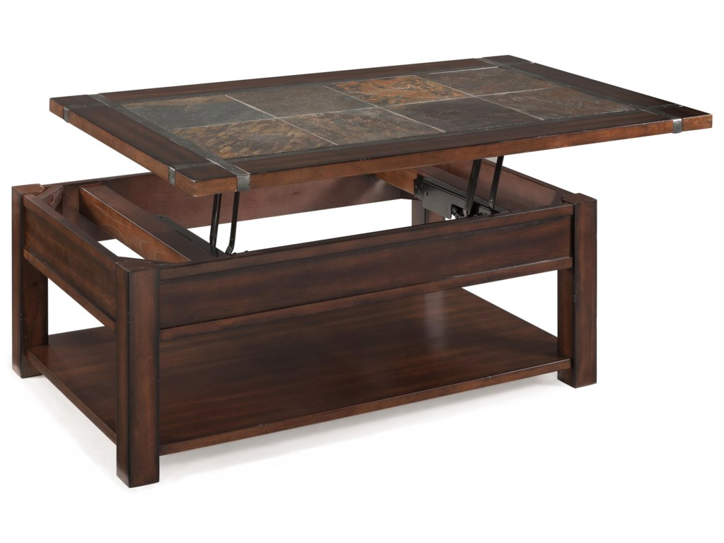 Magnussen Home RoanokeCocktail Table with 2 End Tables