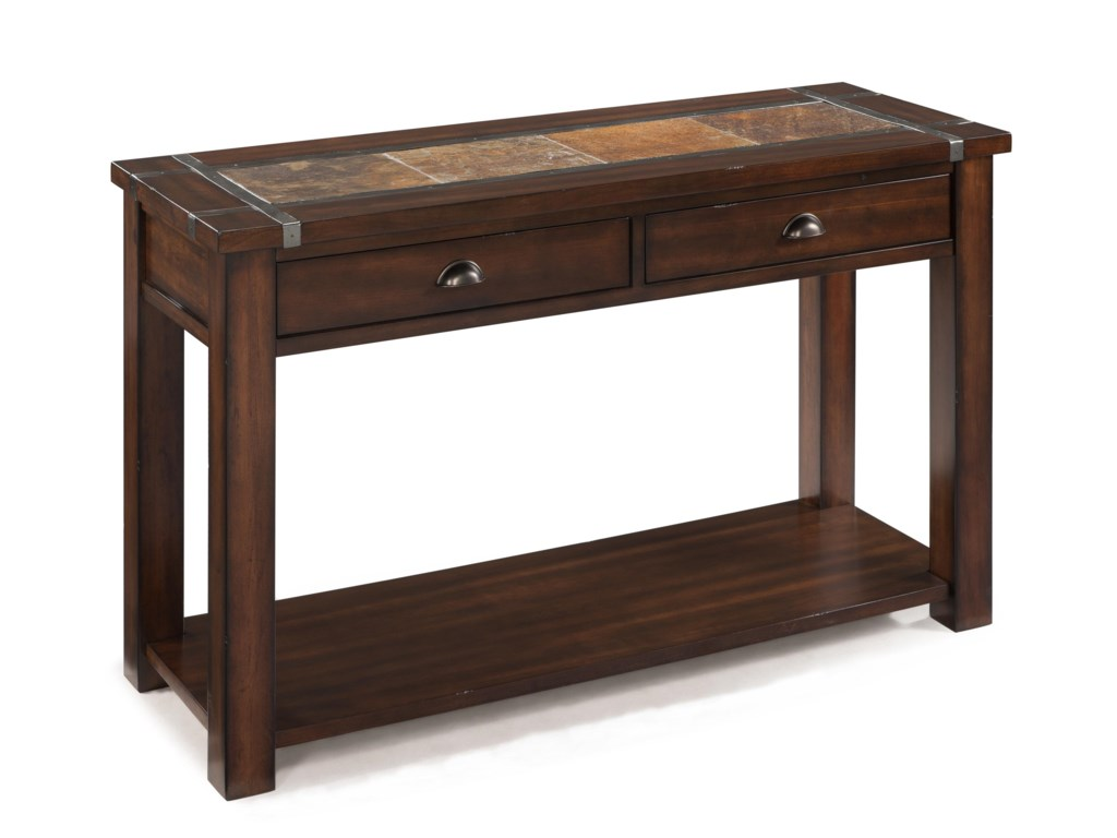Magnussen Home RoanokeRectangular Sofa Table