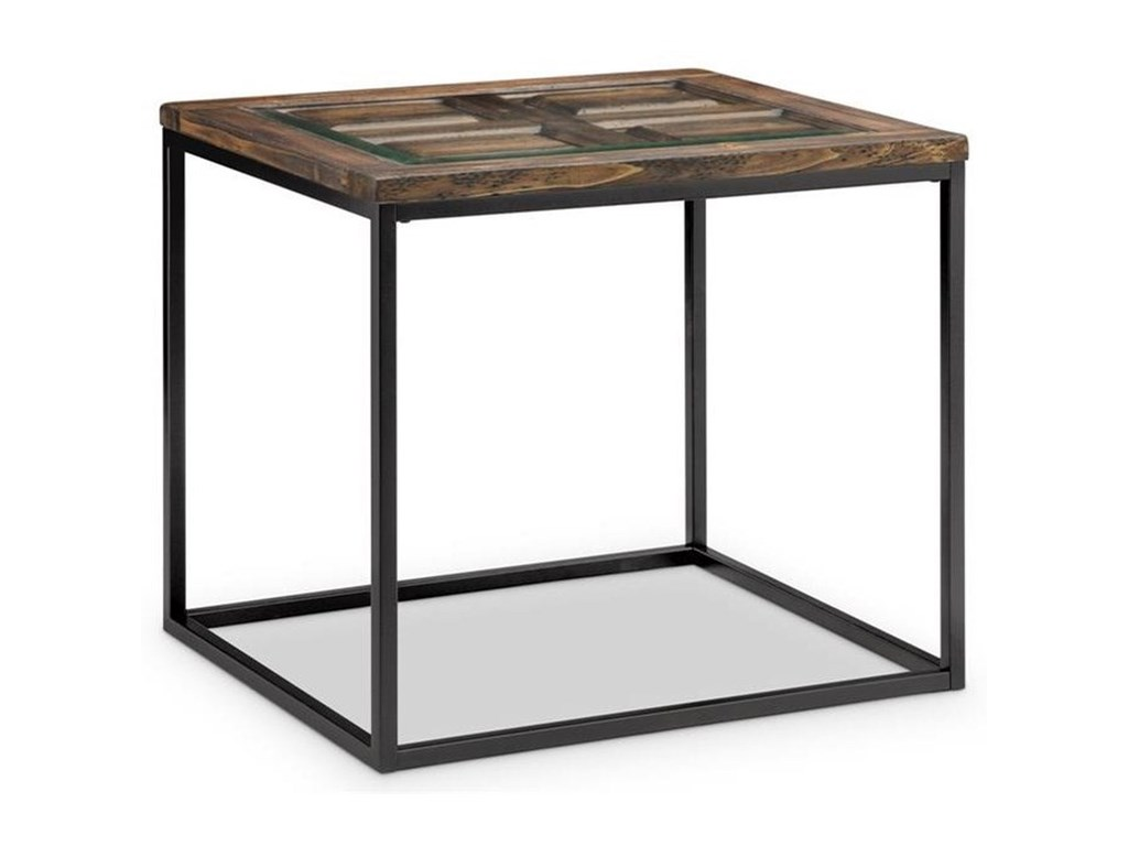 Magnussen Home Rochester 4008Rectangular End Table
