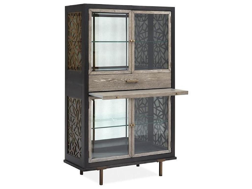Magnussen Home RykerDisplay Cabinet