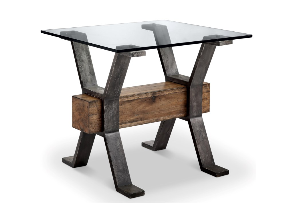 Magnussen Home Sawyer MHEnd Table