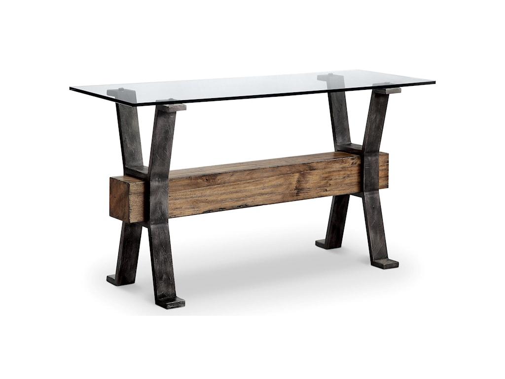 Magnussen Home Sawyer Mhsofa Table
