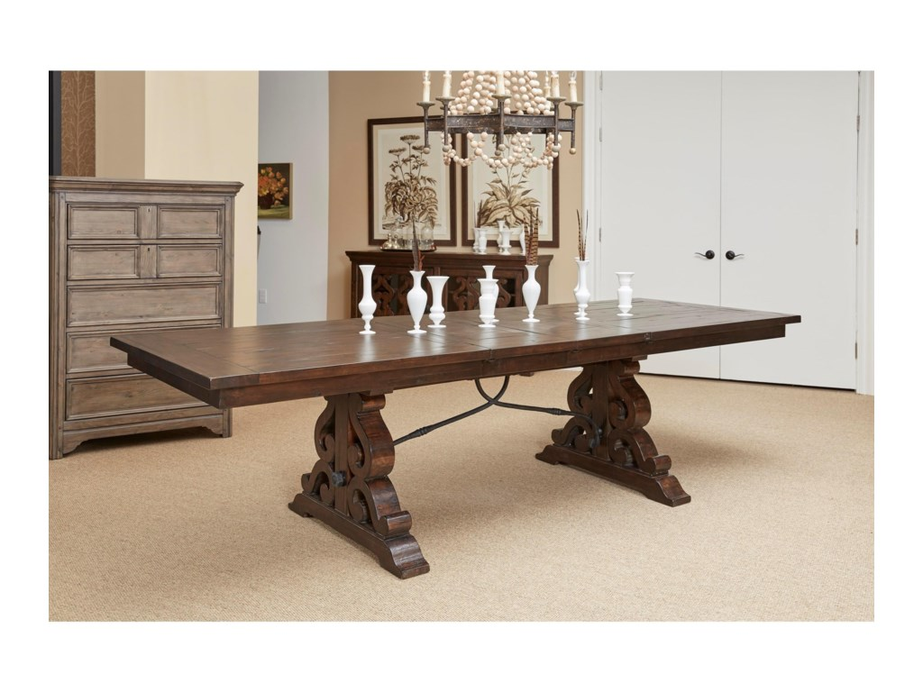 Magnussen Home St. ClaireDining Table