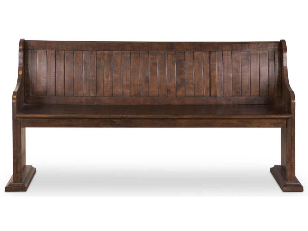 Magnussen Home St. ClaireDining Bench