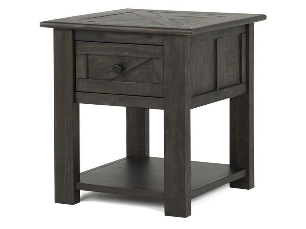 Magnussen Home T3778-GarrettEnd Table