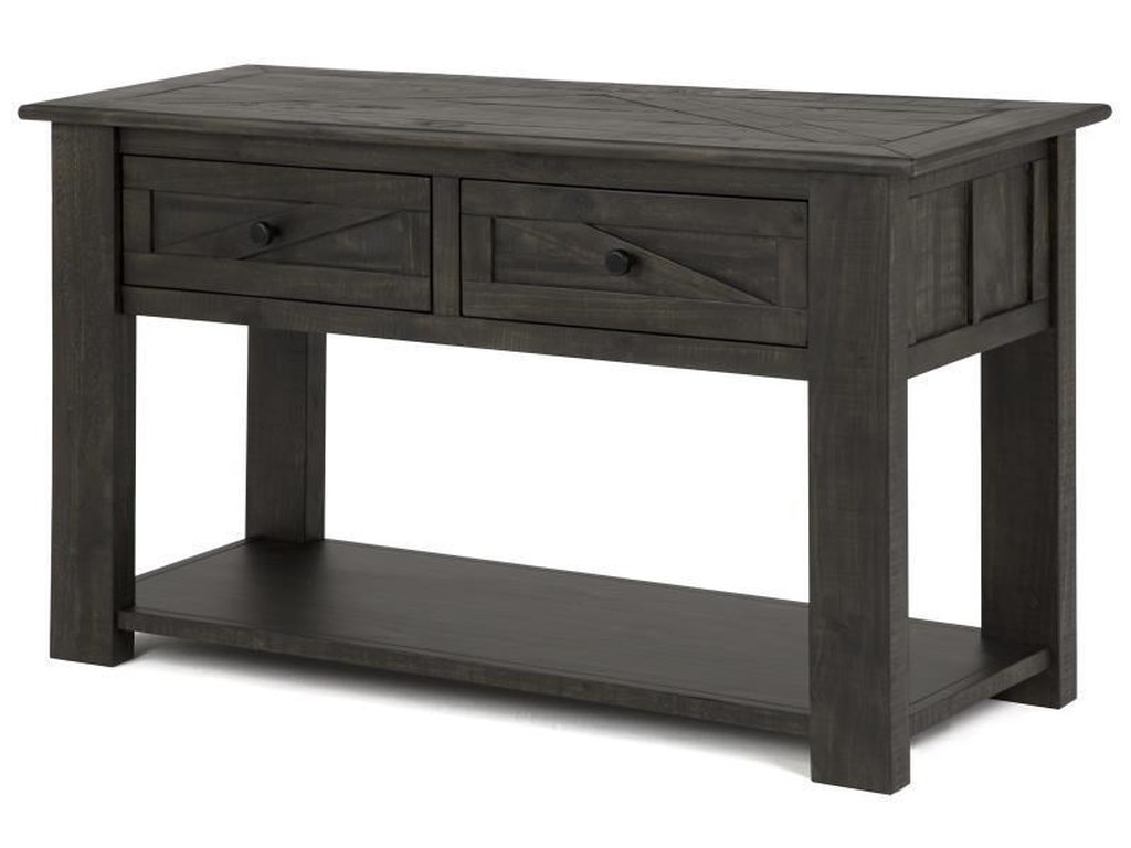 Magnussen Home T3778-GarrettSofa Table