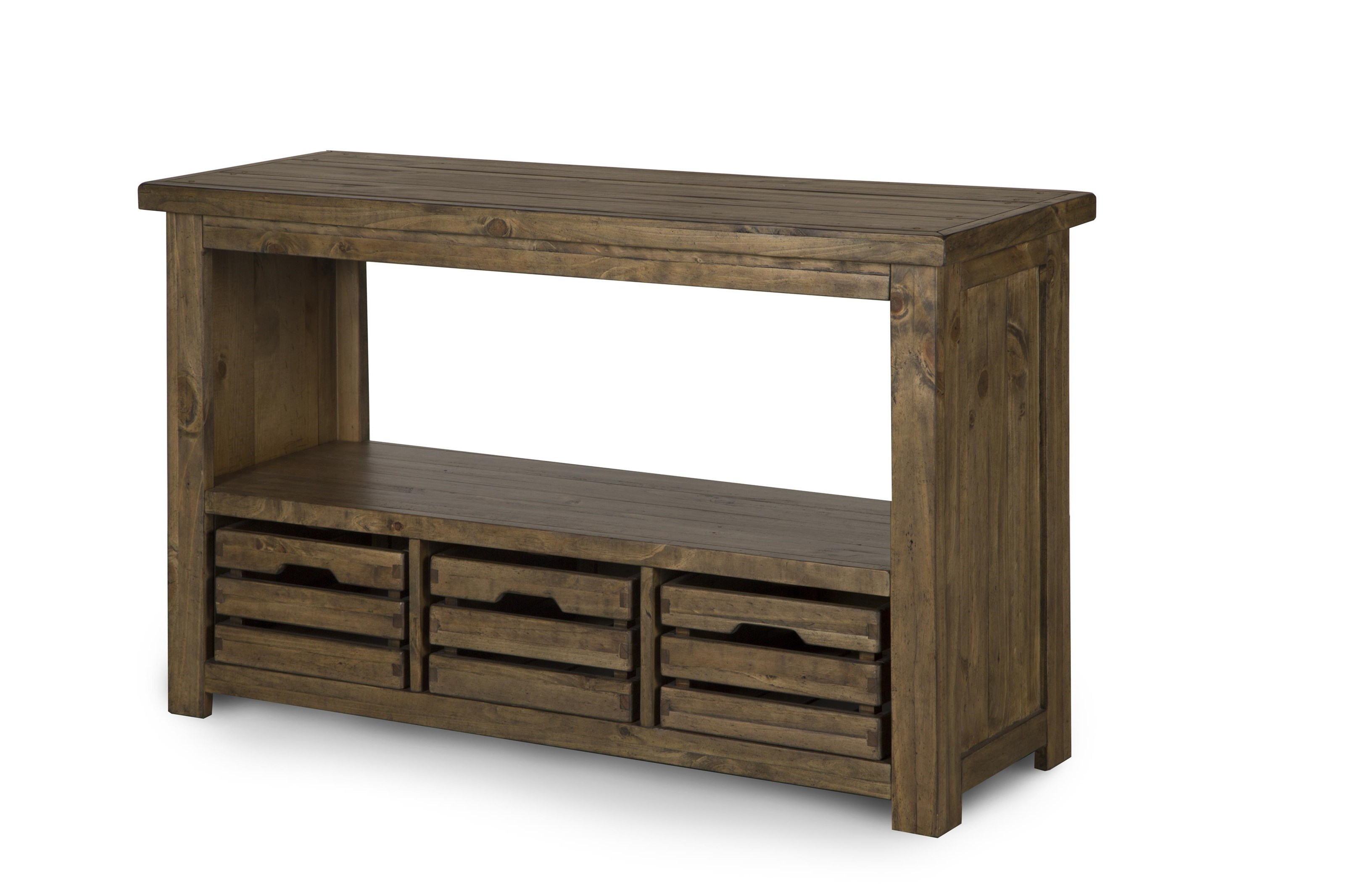 Magnussen Home T4481 StrattonSofa Table