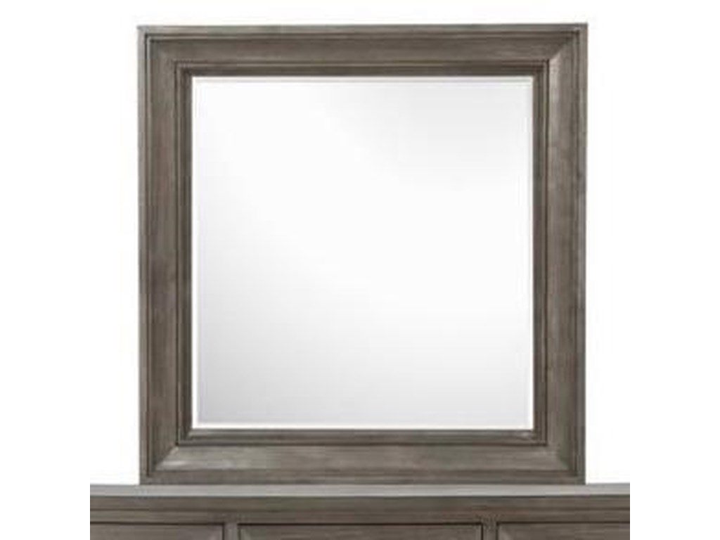 Belfort Select TalbotPortrait Concave Framed Mirror