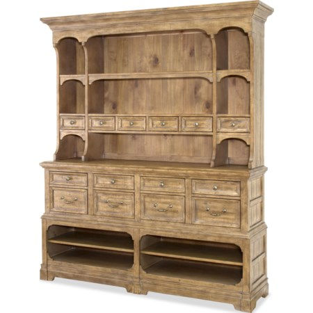 Thorndale Sideboard with Hutch