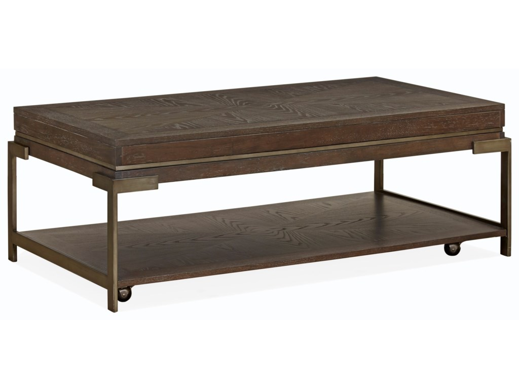Magnussen Home ThortonLift-Top Cocktail Table