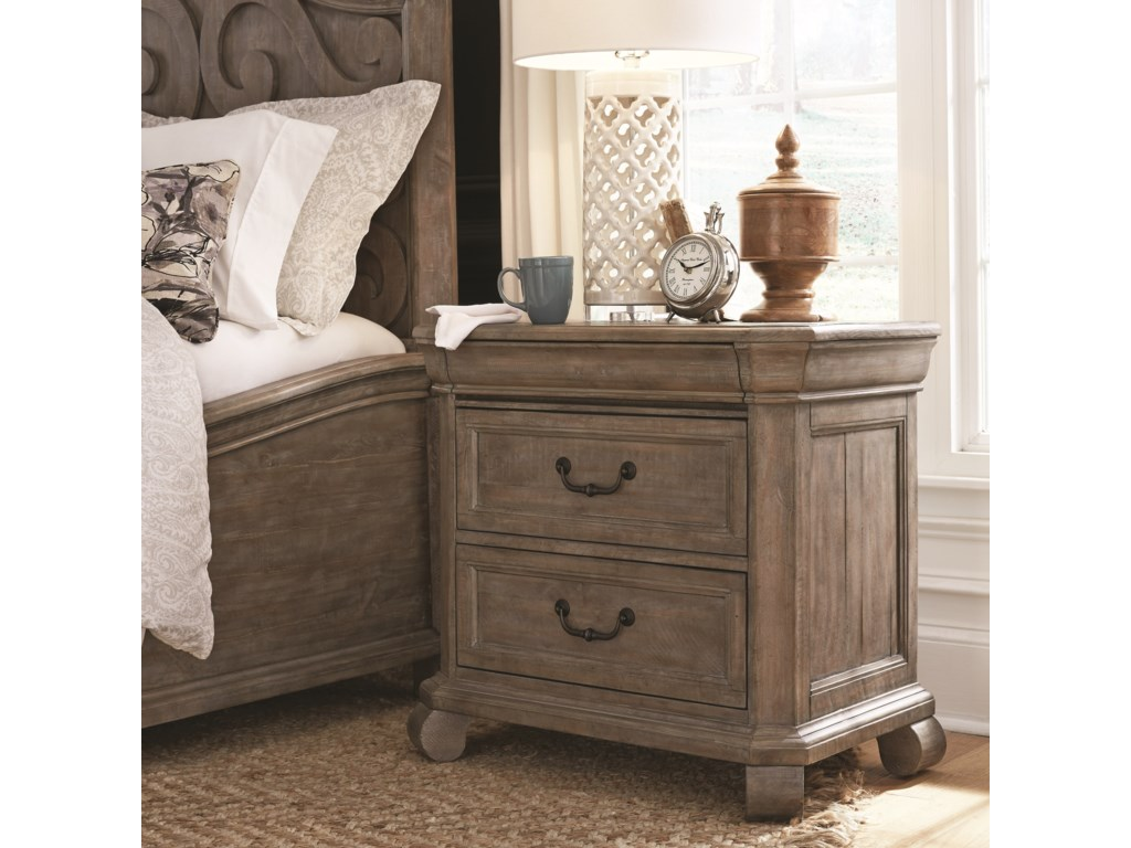 Magnussen Home Tinley ParkDrawer Nightstand