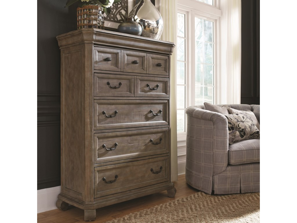 Magnussen Home Tinley ParkDrawer Chest