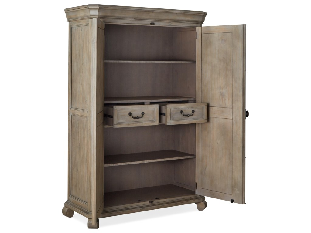 Magnussen Home Tinley ParkDoor Chest