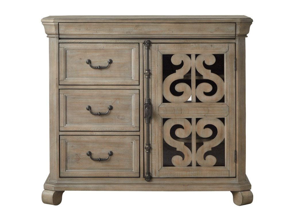 Magnussen Home Tinley ParkMedia Chest