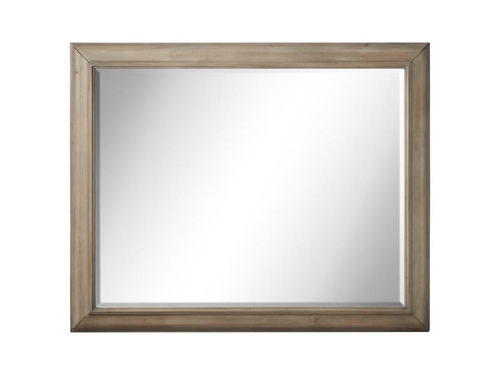 Magnussen Home Tinley ParkLandscape Mirror