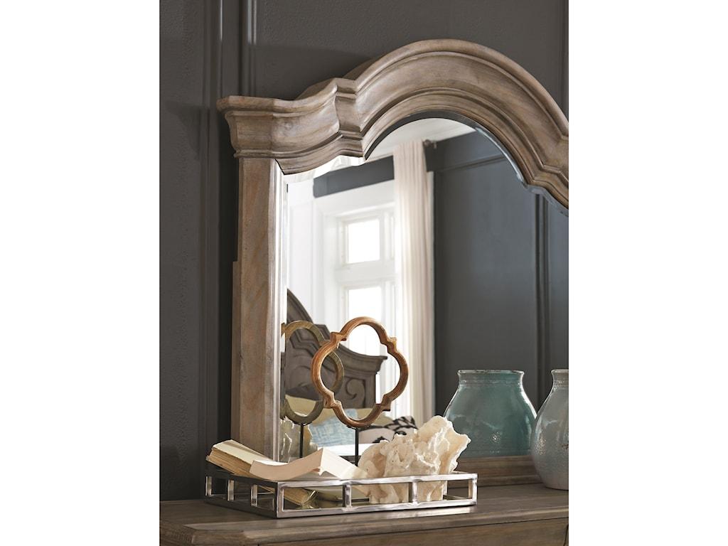 Magnussen Home Tinley ParkShaped Mirror