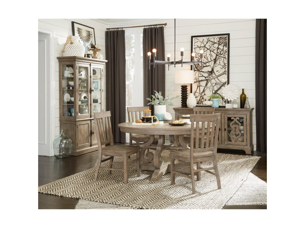 Magnussen Home Tinley ParkCasual Dining Room Group