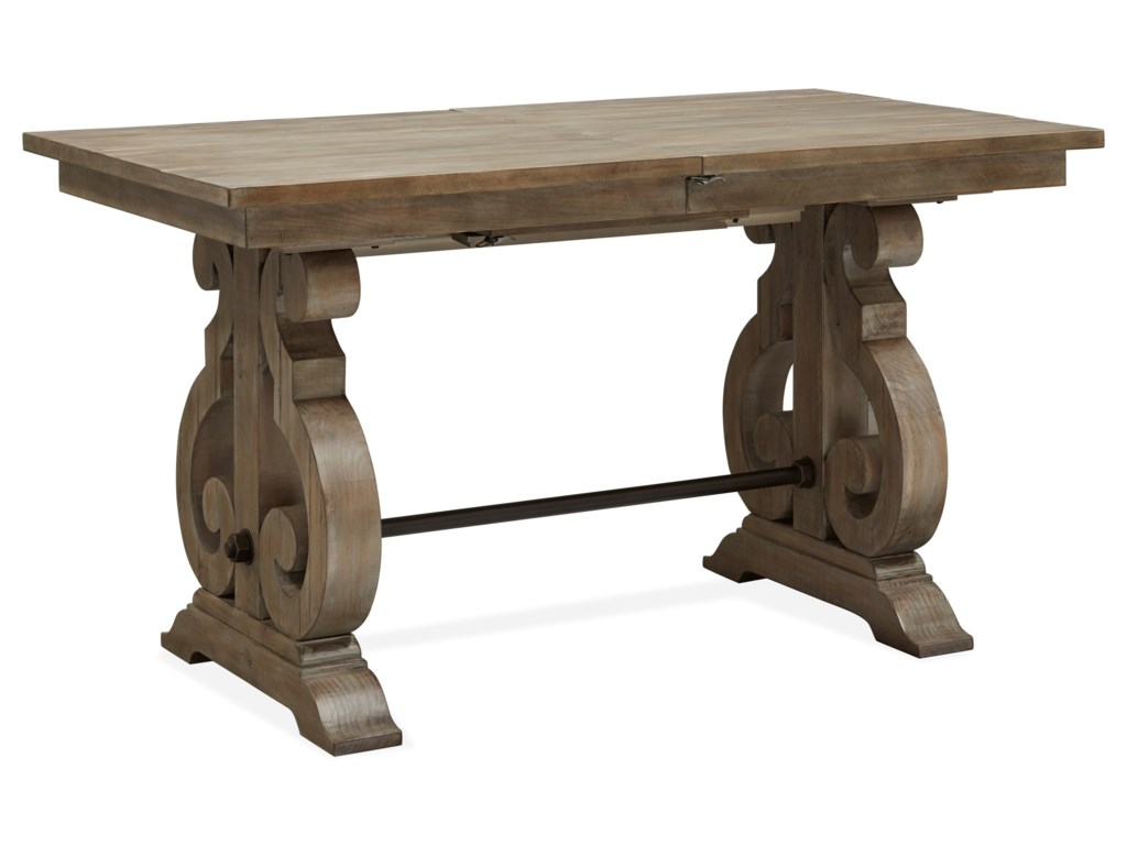Magnussen Home Tinley ParkRectangular Counter Table